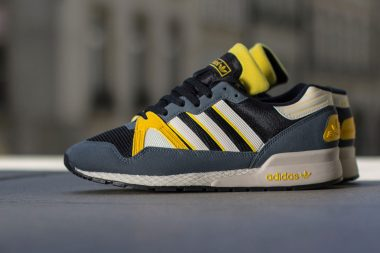 adidas ZX 710 Black / White / Gold