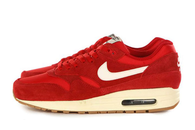 Nike Air Max 1 Essential Gym Red