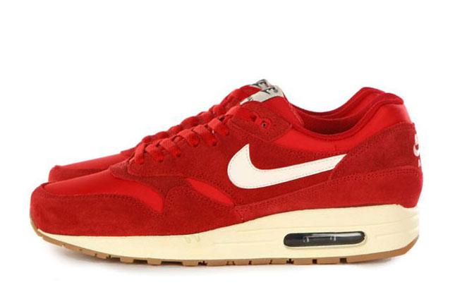 Nike Air Max 1 Essential Gym Red
