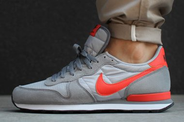 Nike Internationalist Wolf Grey