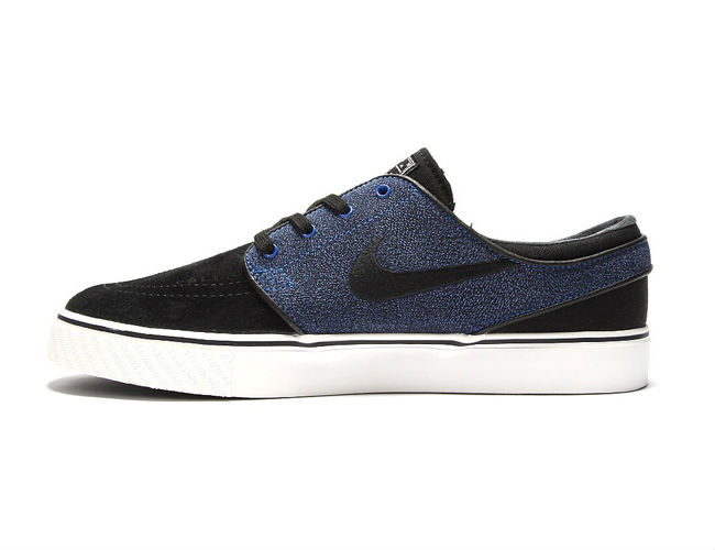 Nike SB Stefan Janoski Black Game Royal