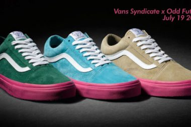Vans Syndicate x Odd Future