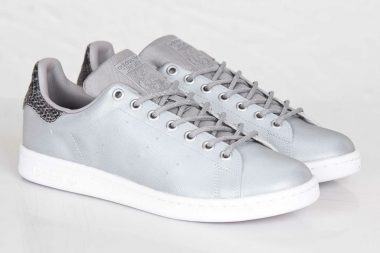 adidas originals stan smith reflective silver