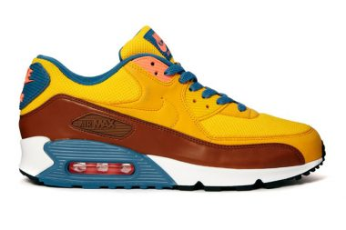 Nike Air Max 90 University Gold