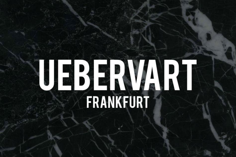uebervart frankfurt
