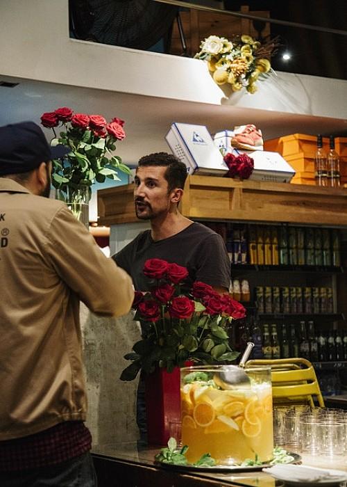 """LimitEDitions x Le Coq Sportif Eclat """"Roses"""" Lisbon Release Party"""