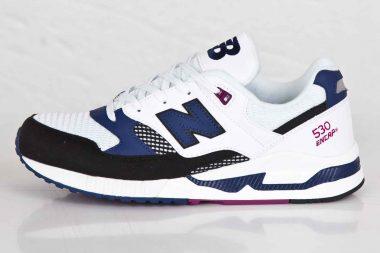 New Balance m530 blue white