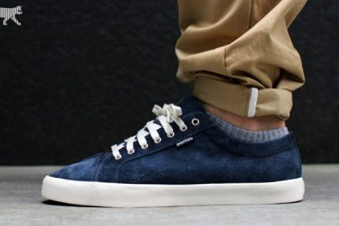 pointer seeker suede navy
