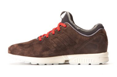 adidas Originals ZX Flux NPS Dark Brown