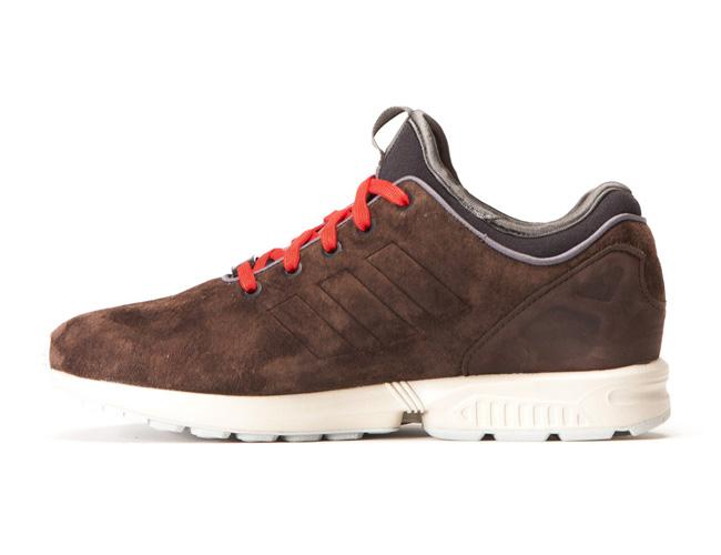 adidas Originals ZX Flux NPS Dark Brown