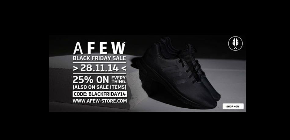 afew black friday