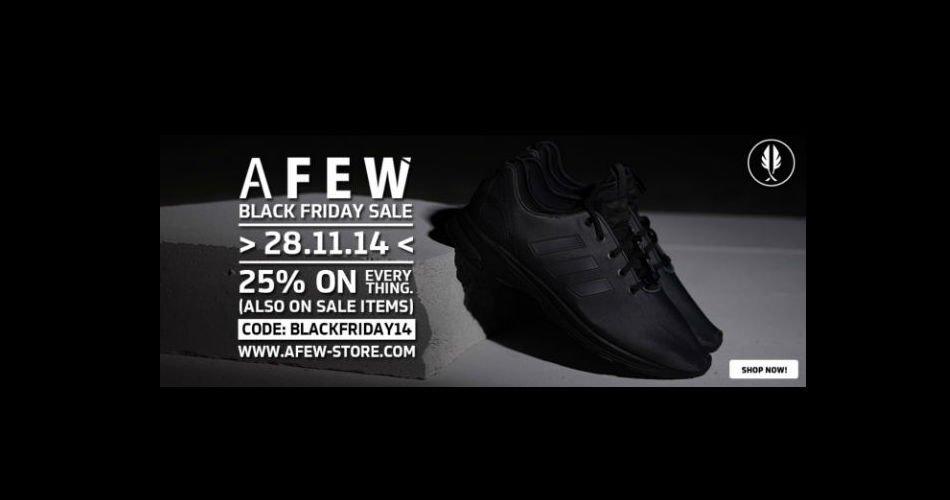 afew black friday