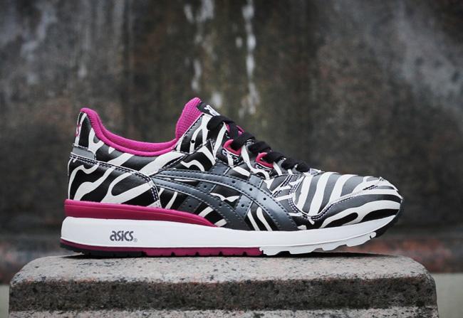 Asics Gel Epirus Zebra