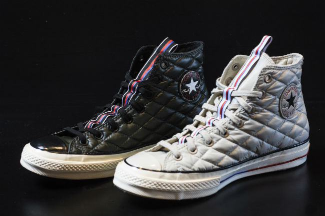 Converse Quilted Down
