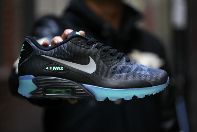 Nike Air Max 90 Ice Black Grey