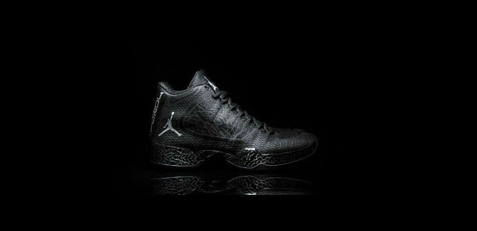 Air Jordan XX9 Blacked Out