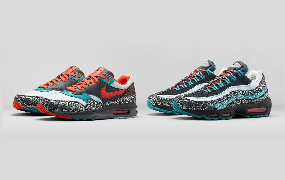 Nike Air Max Kabutomushi Collection