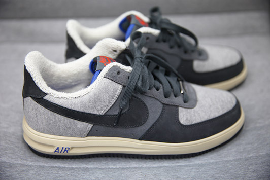 Nike Lunar Force 1 x Loopwheeler