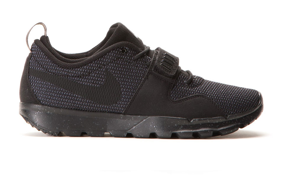 nike sb trainerendor black dark-grey