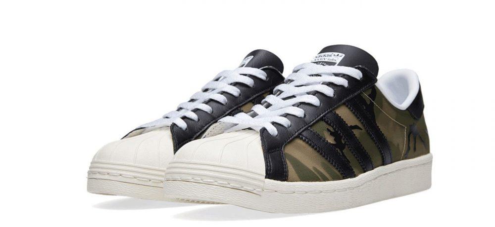 adidas Originals x KZK x CLOT Superstar 80s 84-Lab