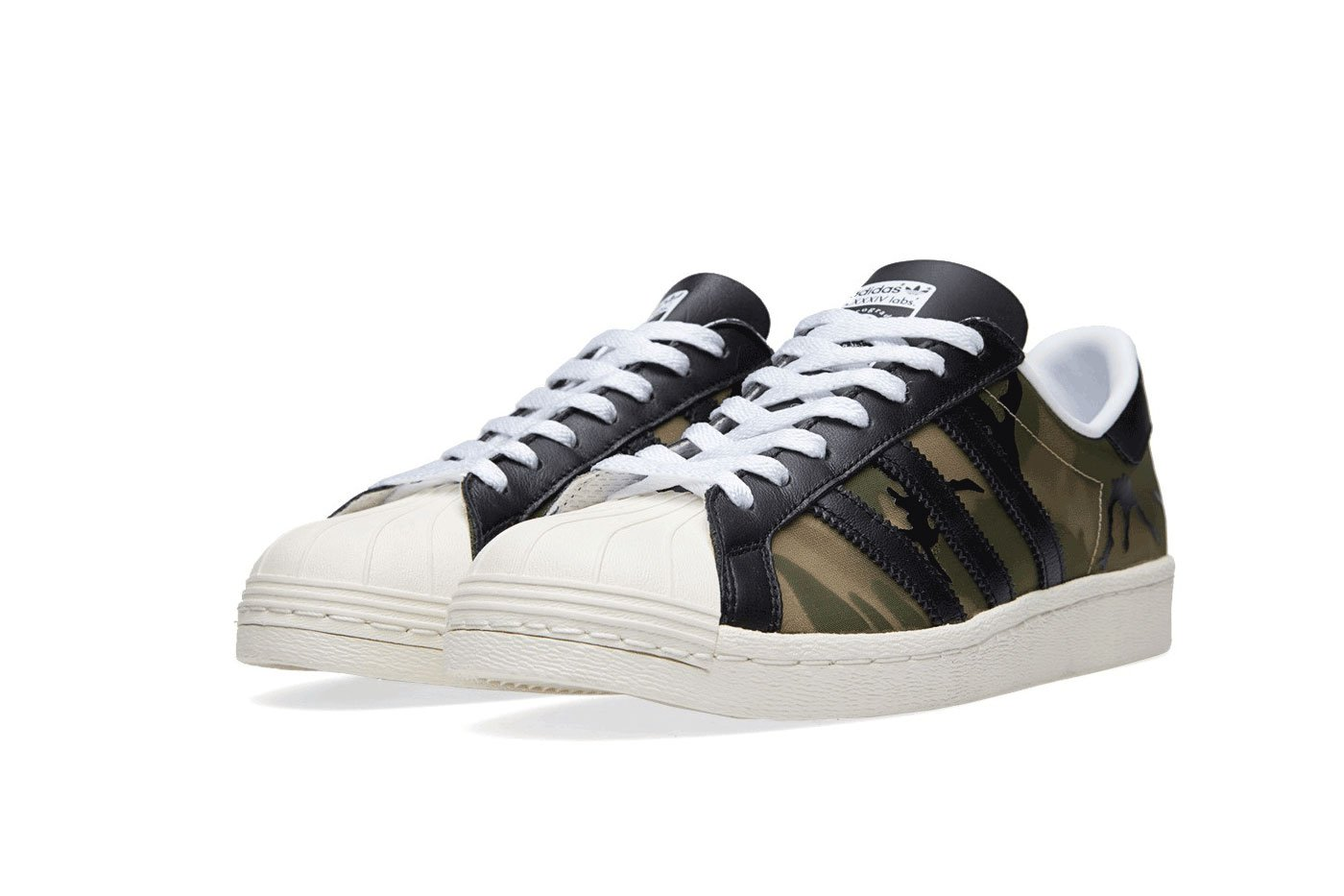 adidas Originals x KZK x CLOT Superstar 80s 84-Lab