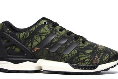 adidas originals zx flux deep forest