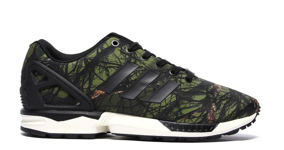 adidas originals zx flux deep forest