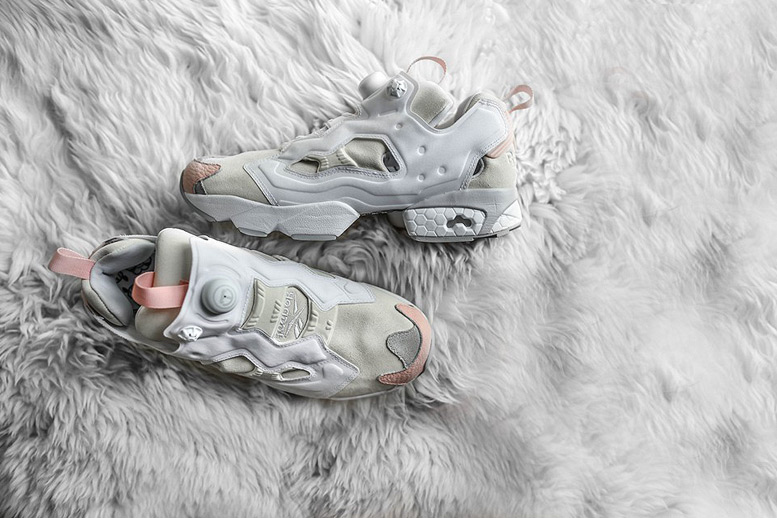 Reebok Instapump Fury Chinese New Year Goat