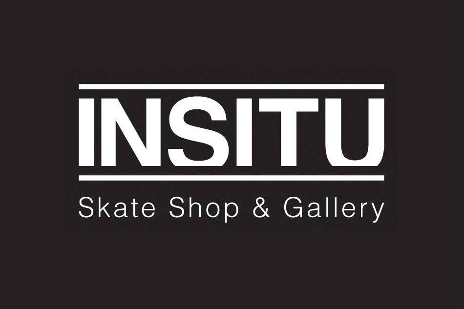 insitu skate shop logo