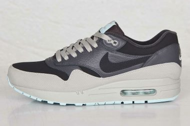 nike air max 1 leather dark ash