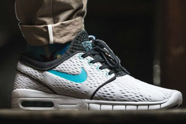 Nike SB Stefan Janoski Max White/Clearwater