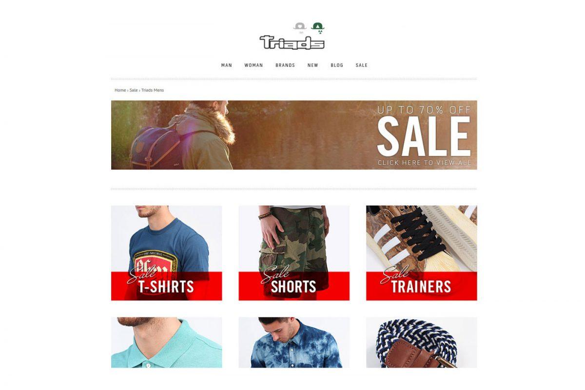 triads website