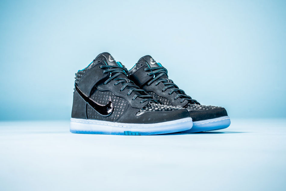Nike Dunk High CMFT PRM