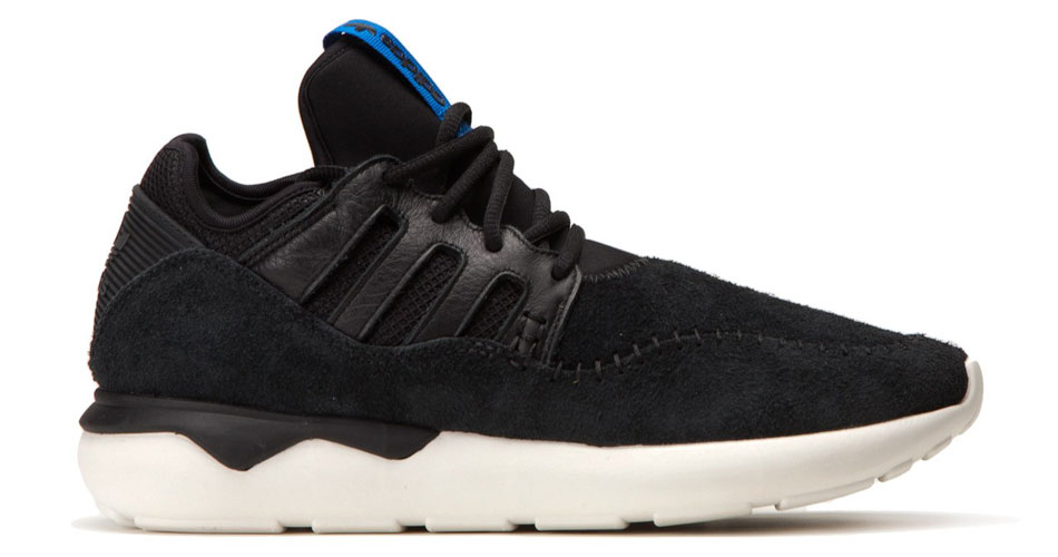 adidas tubular moc runner core black