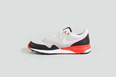 Nike Air Odyssey LTR Summit White/Black/Bright Crimson