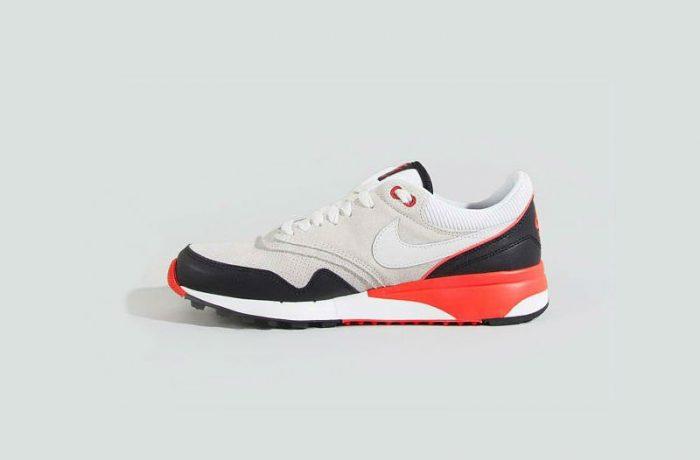 Nike Air Odyssey LTR Summit White/Black/Bright Crimson