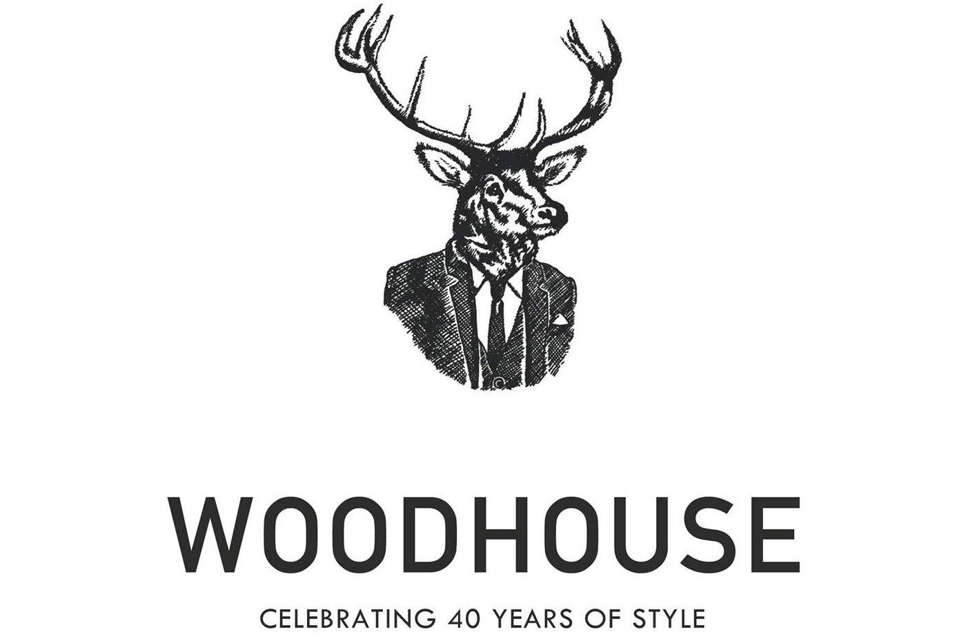 woodhouse clothing logo