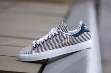 """adidas Originals Stan Smith Vulc """"Marine Stripes"""""""