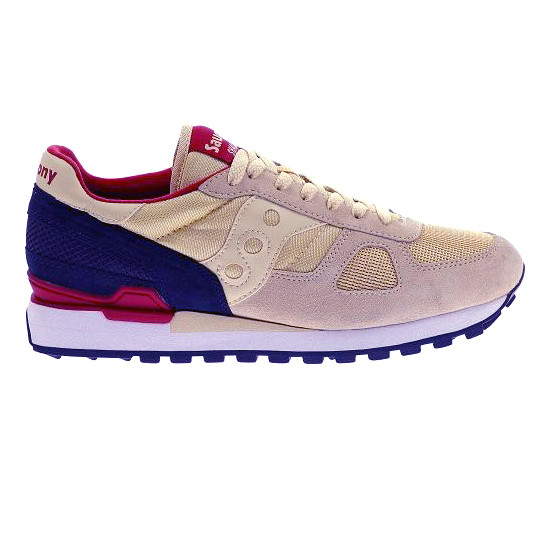 Saucony Shadow Original Cream/Navy