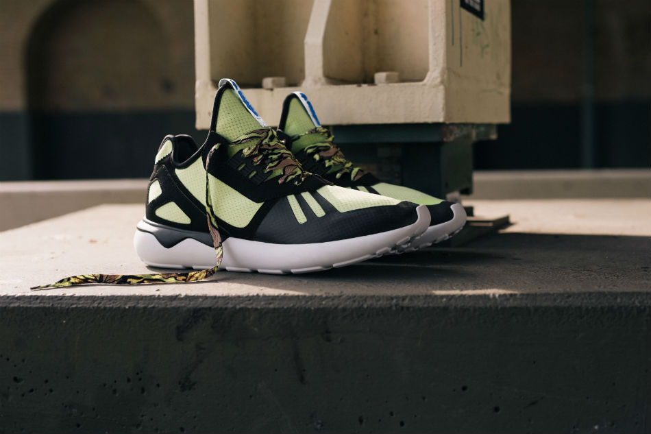 adidas Originals Tubular Runner Hawaii Camo Lace Pack