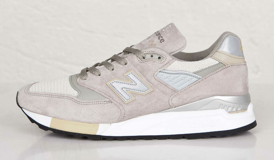 New Balance M998 Grey Made in USA