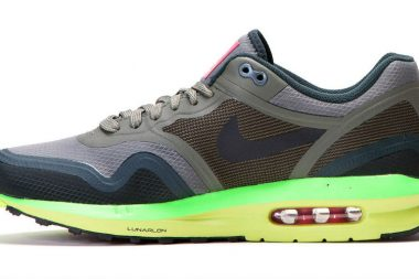 Nike Air Max Lunar 1 WR Iron Green/Black