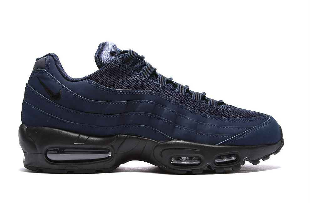 Nike Air Max 95 Obsidian/Black