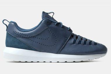 Nike Roshe Run NM Woven New Slate/Dark Obsidian