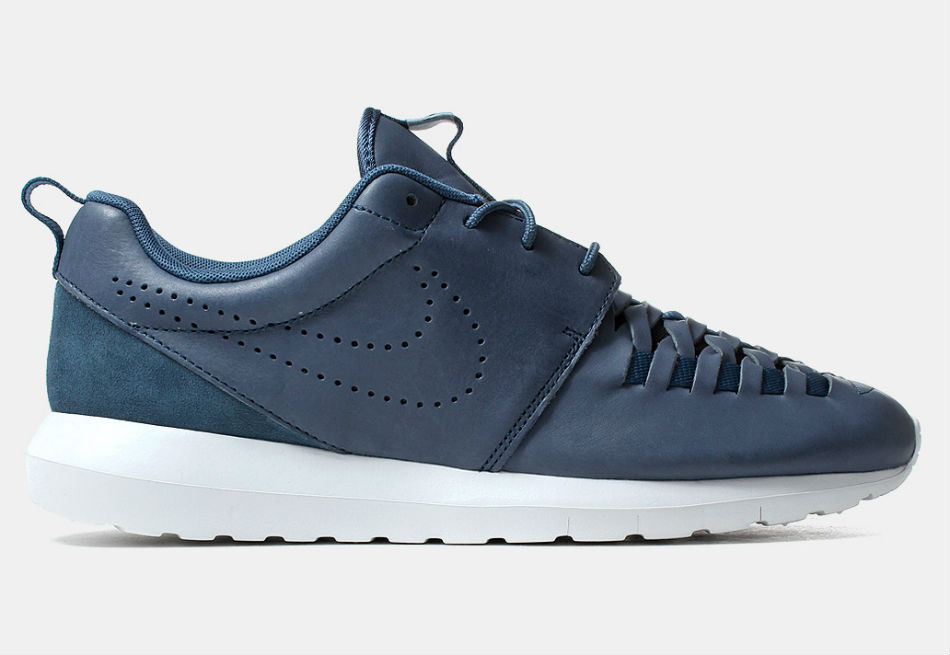 Nike Roshe Run NM Woven New Slate/Dark Obsidian