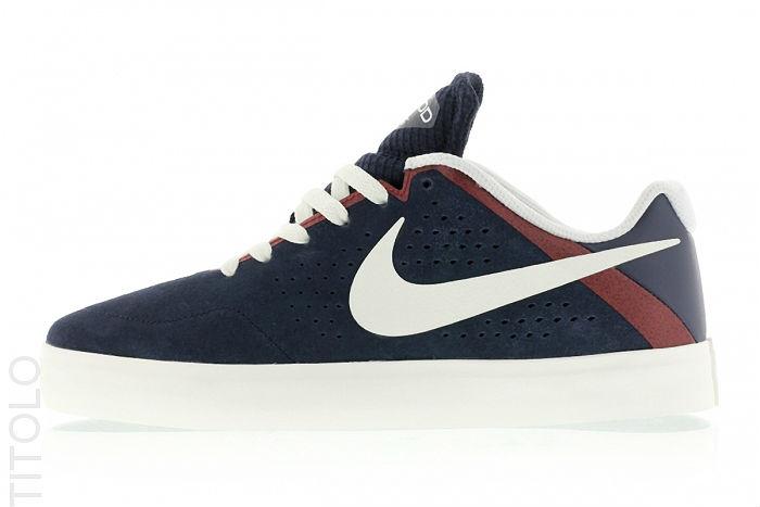 Nike SB Paul Rodriguez CTd Lr Obsidian