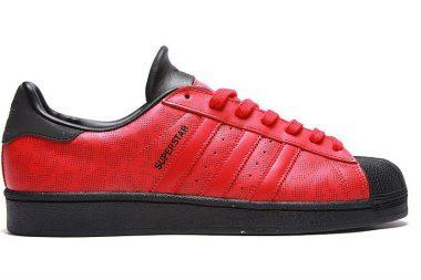 adidas Originals Superstar Camo 15 Red/Black