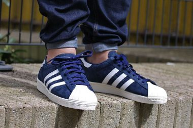 adidas Originals Superstar 80s 'Core Navy'