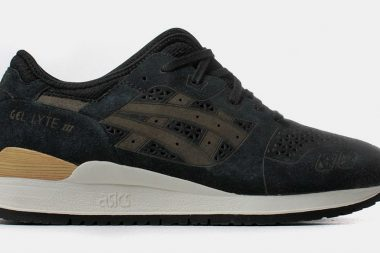 Asics Gel Lyte III Laser Cut Black