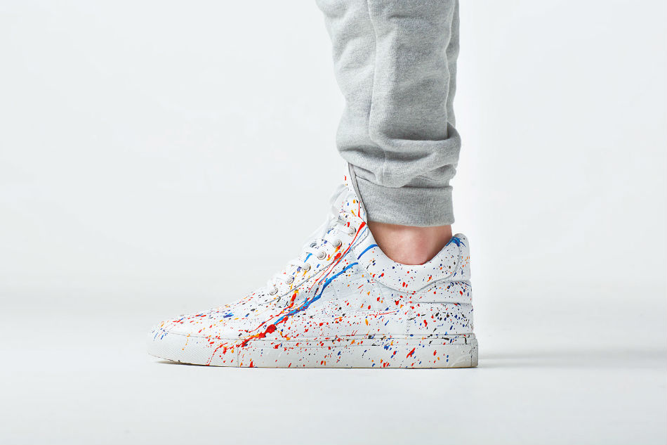 Filling Pieces Low Top Splash